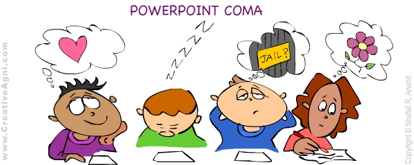 PowerPoint Coma – Causes, Effects, Prevention, and Dilbert.