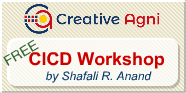 Two New Free Workshops – CICD (Creativity) and TID (Training.)