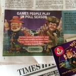 MPs ki Loot - Net the Netas - A 2019 Indian elections game on politics - for Google Play (An Android Game)