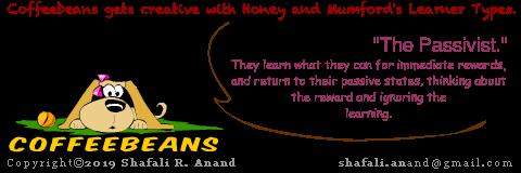 Coffeebeans Cartoons on Learning, Training, Instructional Design - Honey and Mumford Model