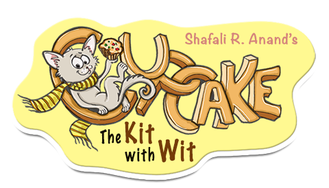 Cupcake - the tomcat who lives with Sloth - The Kit with Wit - Instructional design, eLearning, Training Cartoons.
