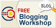 Blogging for Personal and Professional Growth Workshop.