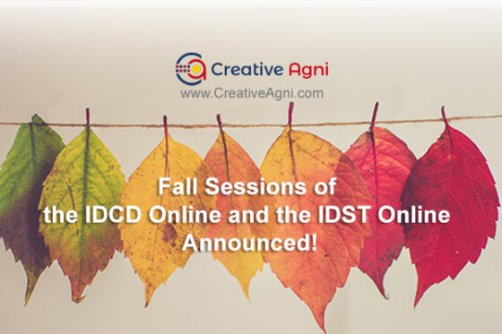 Creative Agni's IDCD and IDST Online Courses - How to Choose