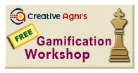 Free Gamification of Trainings Online Primer Workshop by Creative Agni