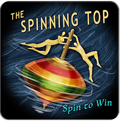 THE SPINNING TOP: Inspiration marinated in Humor & Satire - A Life & Work Podcast